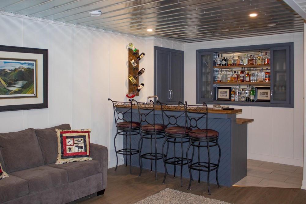 Games Room Bar Area