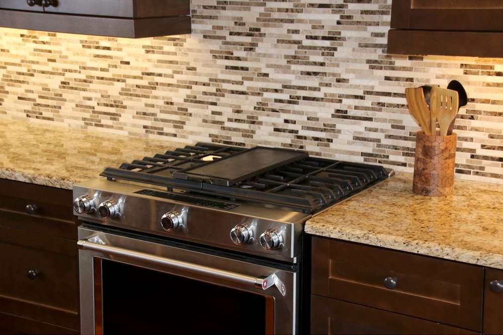 Kitchen Stove (Propane)