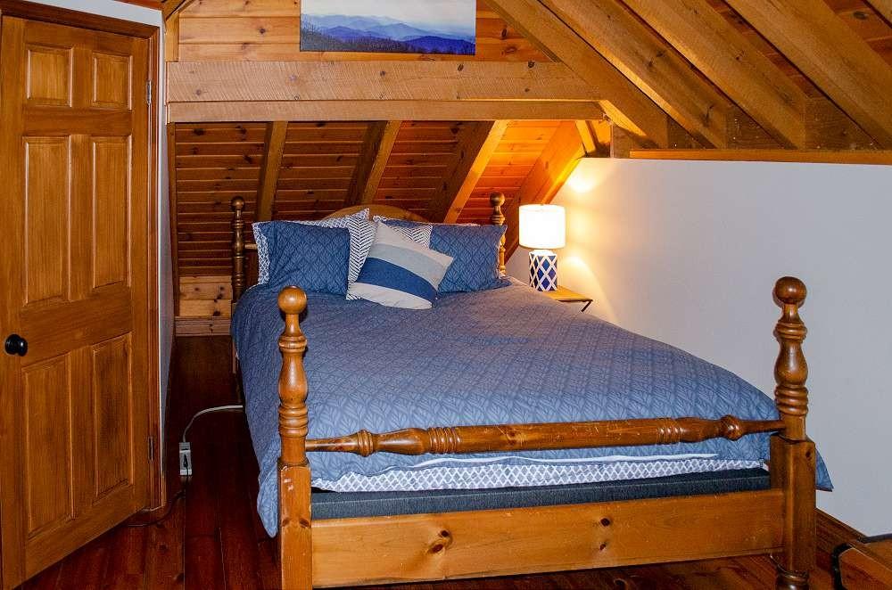 Loft Bedroom Blue (2nd Queen)