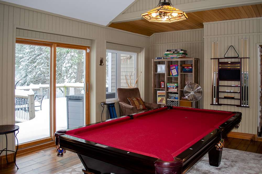 Pool Table & Games Collection