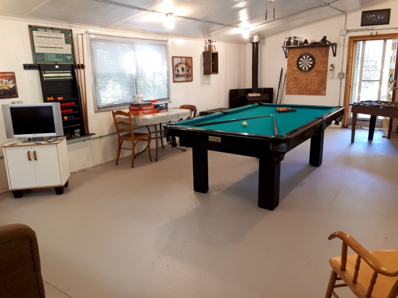 Newly Added Games Room