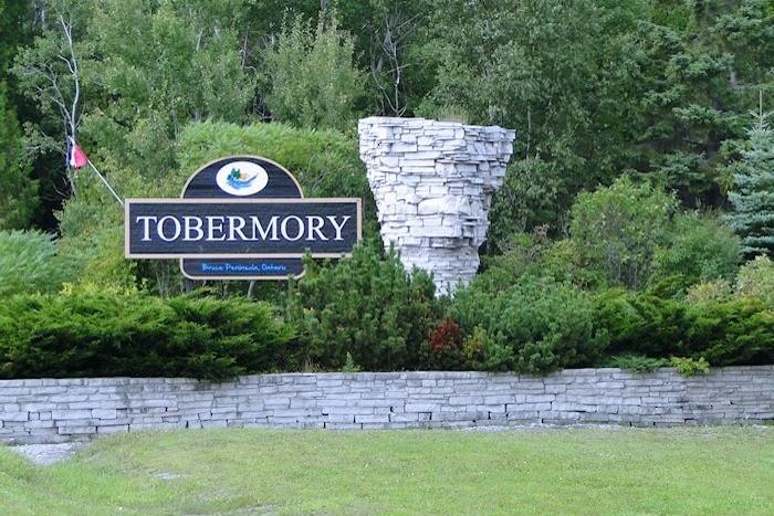 Around Tobermory