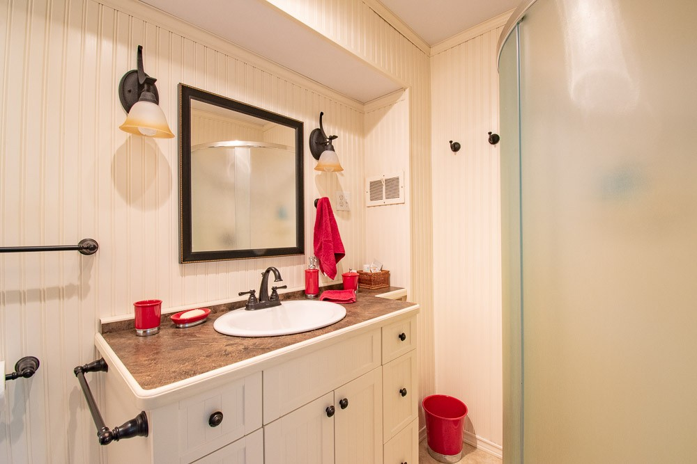 Bathroom (3-piece with Shower)