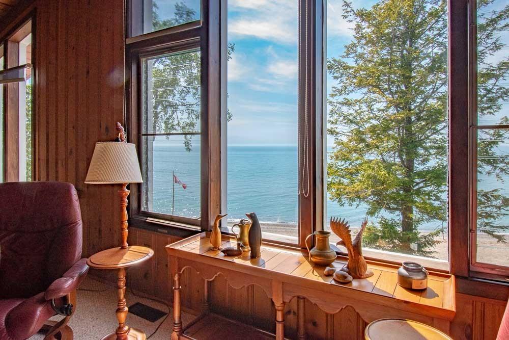 Living Area Lake View