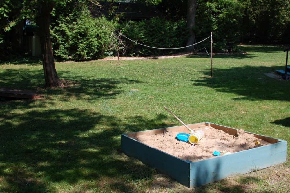 Sandbox for the Kiddies
