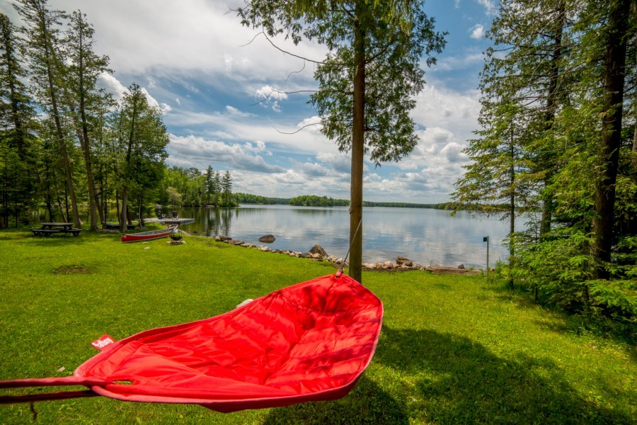 Relax by the Lake!