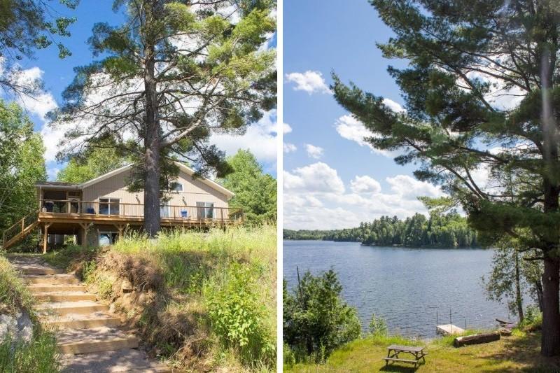Exterior & Lake View
