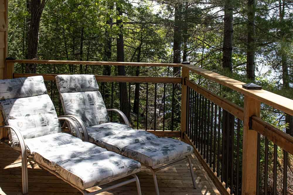A Deck to Lounge For