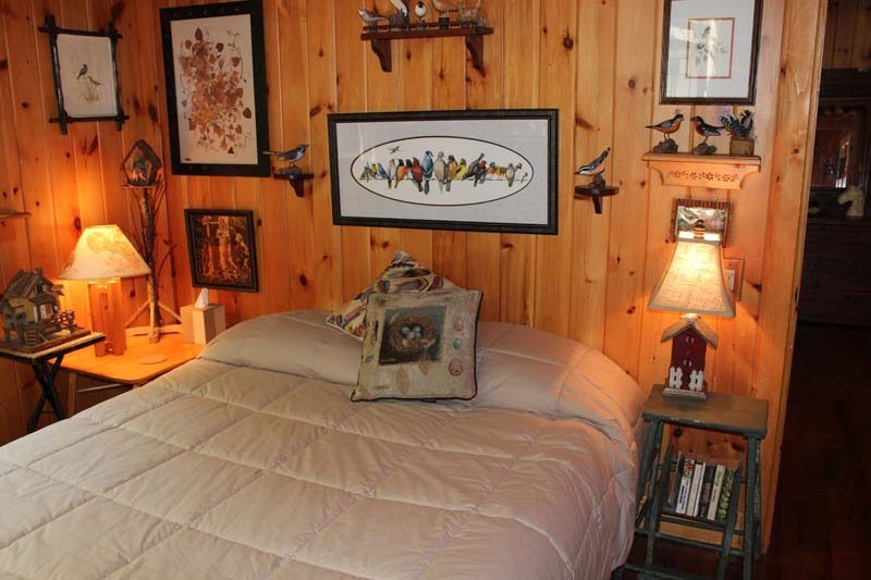 Bird-Box Themed Bedroom