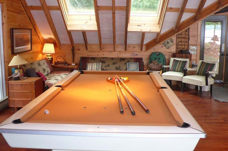 Boat House Pool Table