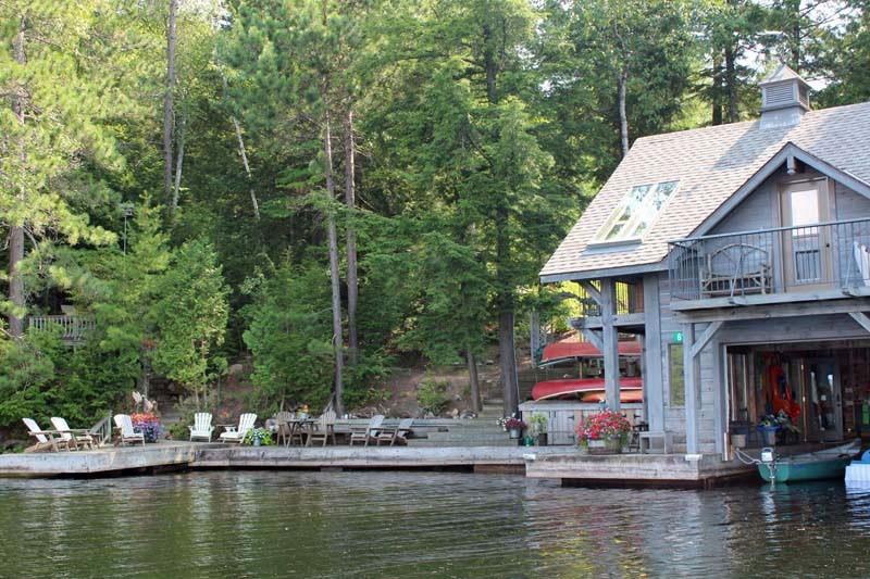 Dock & Boat House