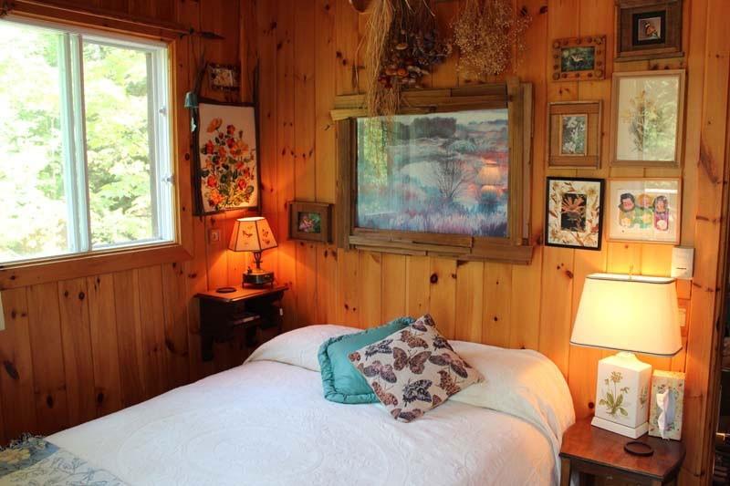 Flower Themed Bedroom