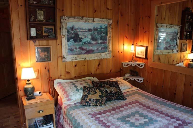 Rabbit Themed Bedroom