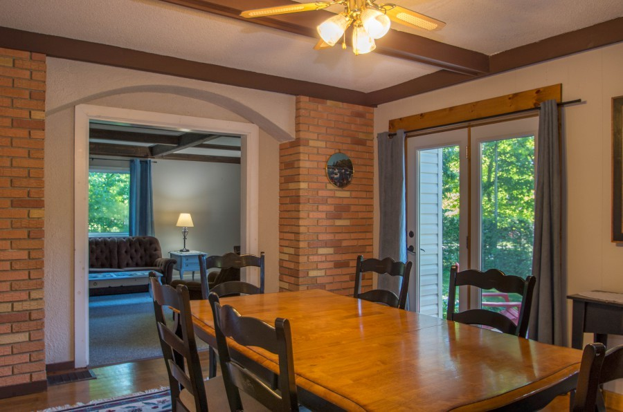 Yellow Cottage Dining Room