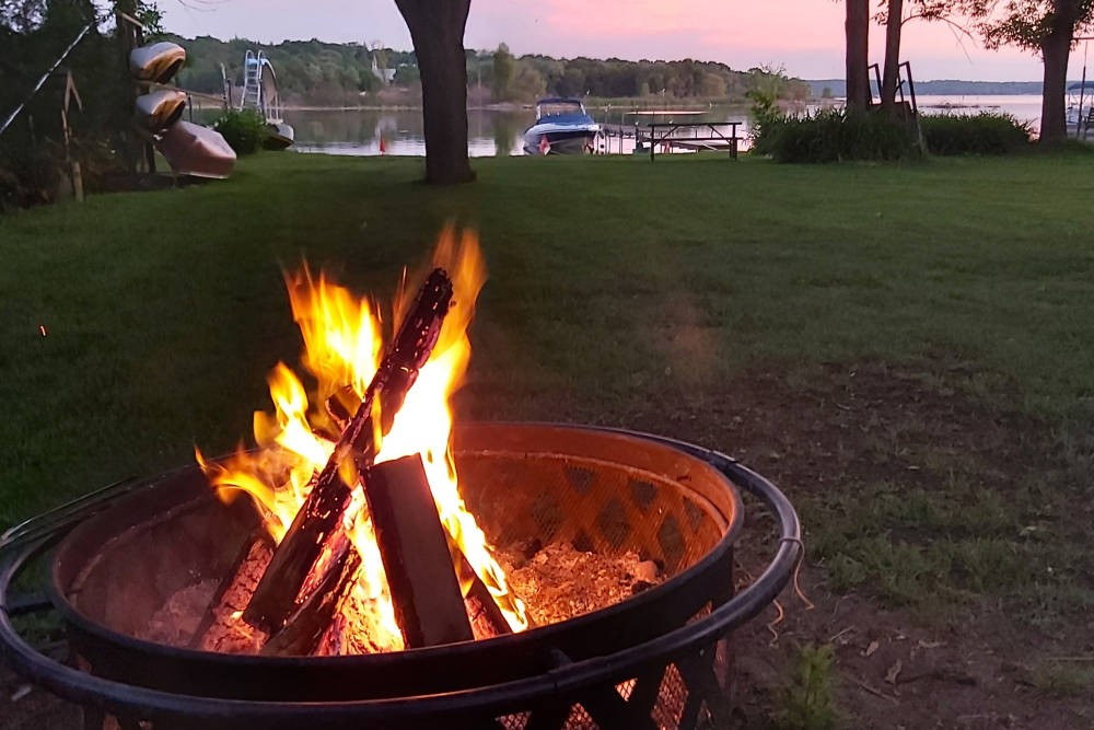 Evening S'mores and More