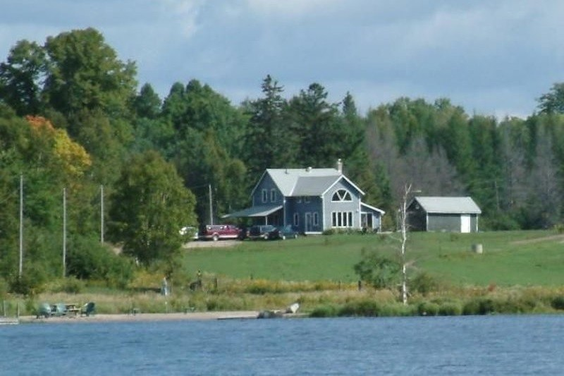 Cottage from the Lake