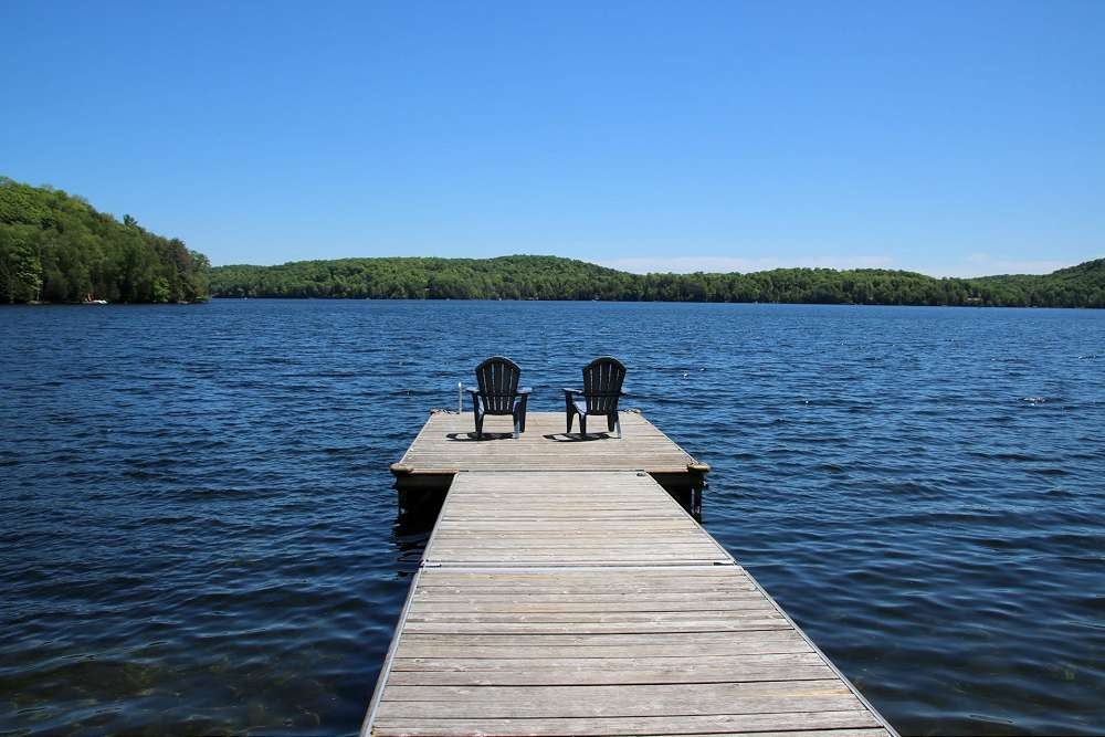 Dock and View