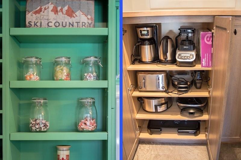 Candy Jars & Appliances