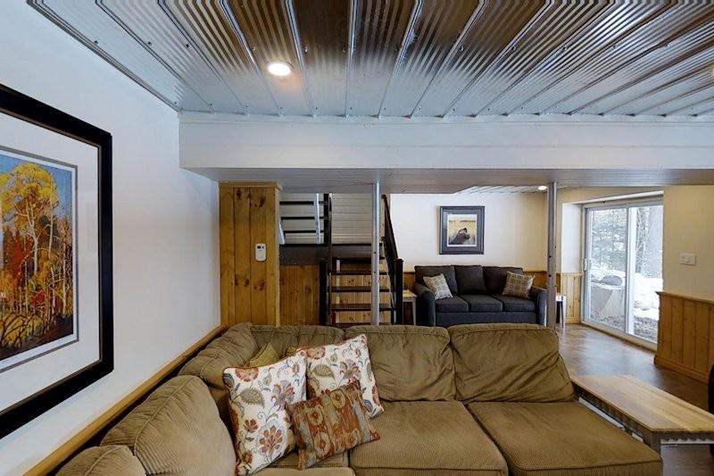 Lower Level - Family Room
