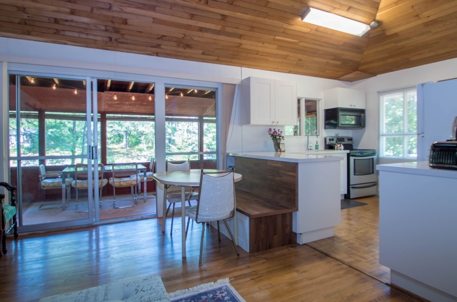Living/Dining/Kitchen Areas