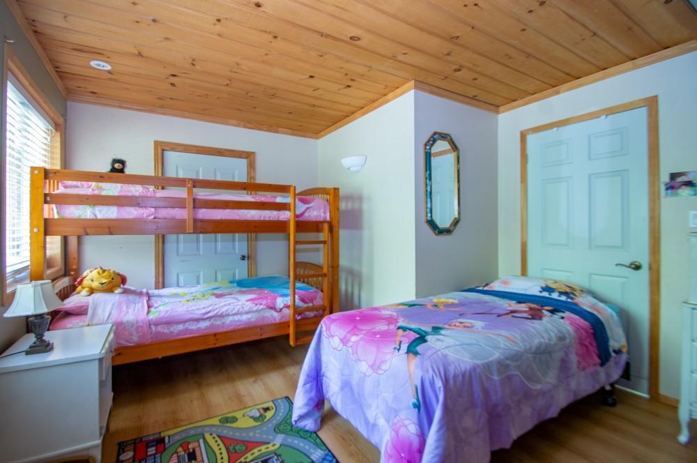 Main Floor Children's Bedroom