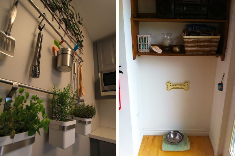 Kitchen & Pets' Corner