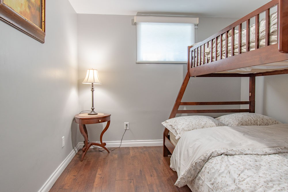 Bedroom (Double with Single-bunk Over)