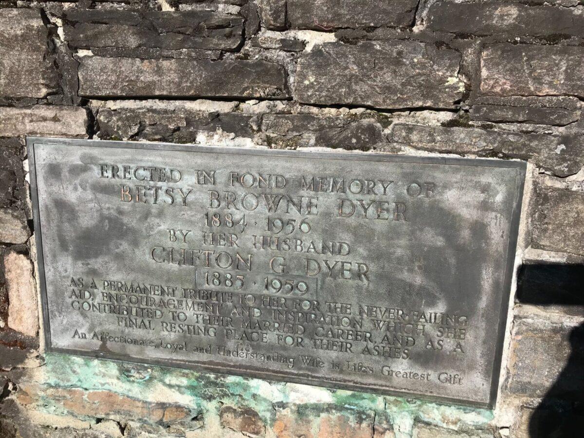 Dyer memorial in Huntsville