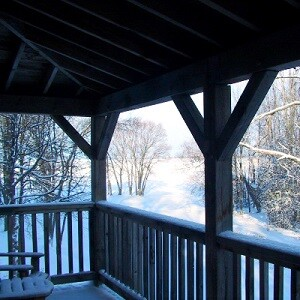 Visit us this Christmas! Cottages available for December 24-27, 2020