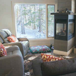 Check out Paradise in the Woods in Haliburton, ON