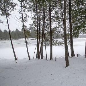 Berry Hill is a winter wonderland!