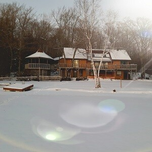 It's Feature Friday & this week we're featuring Pine Lake Retreat
