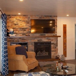 Cozy up at Birchview Lakehouse!