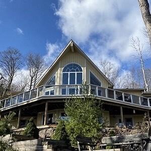 New Listing Alert - Miskwabi Lake House