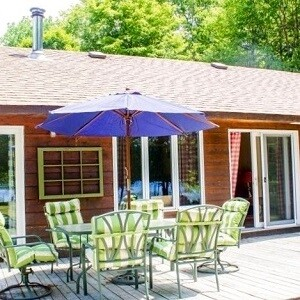 It's Feature Friday & this week we're featuring Bancroft Lake House