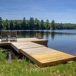 Feature Friday: Paddles Retreat