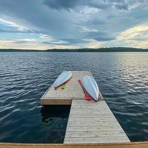 Book Hygge House on Pine Lake for July 23-30 now!