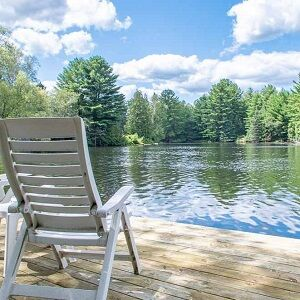 Talbot by the Lake Cottage is available for 2021 & 2022!