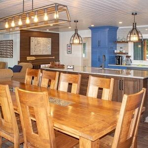 Birchview Lakehouse is available for rentals this fall