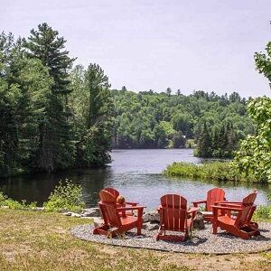 Forest Lake Retreat is available this fall