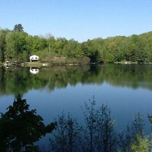 Serenity by the Lake is available for Weekend rentals this Fall